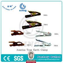 Kingq soldadura elétrica Earth Clamp Produtos à venda