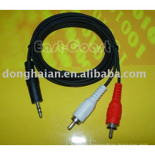 3.5mm to rca cable