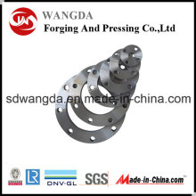 ANSI DIN Углеродный стальной кованый фланцевый трубчатый фланец