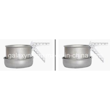 Eco-Friendly Custom-Made Titanium Frying Pan