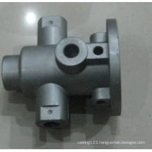 OEM Aluminum Alloy Die Casting for Filter Housing Parts ADC12 Arc-D140
