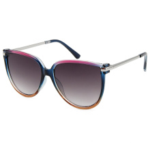 Новые модные женские солнцезащитные очки из металла с UV400