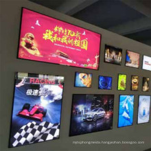 Factory Dircely Sell Wall Mounted A2 A3 LED Light Box Poster Display Illuminated LED Lighting Board