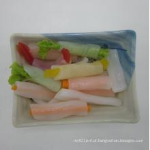 Brc Zero Calorie Perda de peso Sem glúten Vegetariana / Vegan Food Konjac Penne