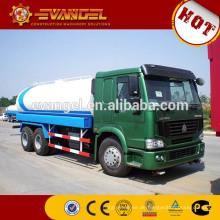 Hoher Arbeitseffizienz-Kanal-Reinigungs-LKW oder Abwasserkanal-Reinigungs-Fahrzeug Howo 4x2 mit 6000L Edelstahl-Wasser-Behälter