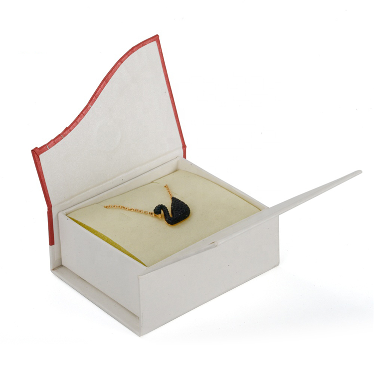 Wholesale Rigid Paper Pendant Magnetic Gift Box Packaging