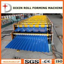 1050 y 1064 máquina de laminación de doble capa