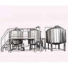 2000l industrial micro brewing equipment and alcohol production brewery equipment brew house for sale
