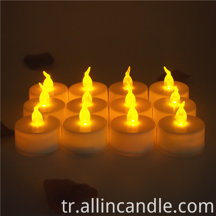 LED tealight candle (6)