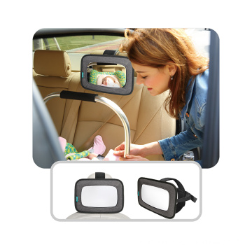 2020 New Baby Seat Car Safety Rearview Adjustable  Mirror Auto Baby Spiegel