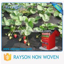Tecido não tecido spunbond PP para cobertura vegetal