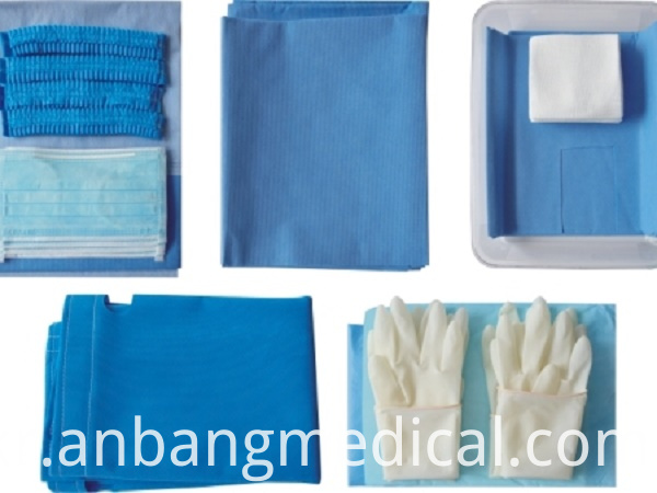 Disposable Surgical Aid Kit