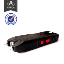 High Voltage Stun Gun with Flashlight