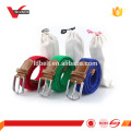 Stretch man Belt with cotton cotton bag packing