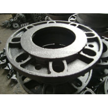 custom sand casting ductile iron products