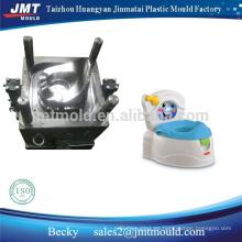 2015 Nuevo diseño Potty Chair Mold por molde de inyección de plástico fabricante JMT MOLD