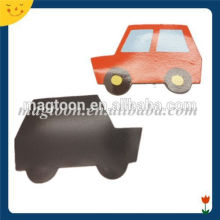 Customized permanent paper magnetic car
