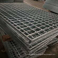 Factory Price Galvanized Serrated Steel Bar Grating