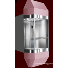 SGS Approved Square Type Sightseeing Elevator for Sale