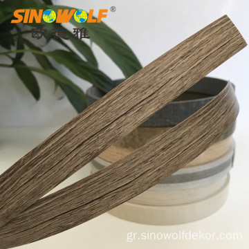Έπιπλα γραφείου ABS Woodgrain Edge Banding Edge Tape