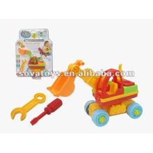 new item assembled toy car