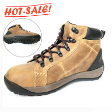 Factory Wholesale High Quality Slip Resistant Eva Rubber Outsole Steel Toe Safety Shoes Price Shoes Men Safety Shoes