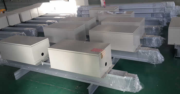 Busbar Trunking duct