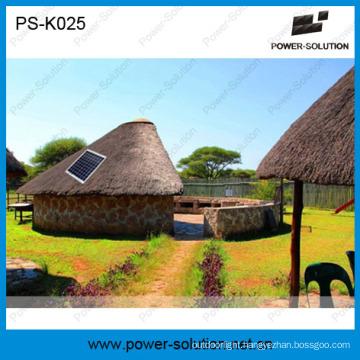 Solar Plug and Play Solar Kit with Mobile Solar Charger on Grid for Solar Canton Fair