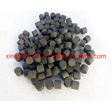 Graphite Cylindrical, Granular /Granule for Solid Lubricating Inlaid Bushing