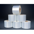 NX69 Multiple specifications strong adhesive PET labels matte Silver Labels