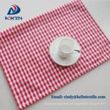 2018 nuevos productos paño de plato de cocina bordado 100% algodón
