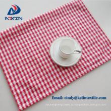 2018 novos produtos 100% algodão bordado pano de prato de cozinha