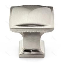 Zinc Alloy Traditional Square Cabinet Hardware Knob