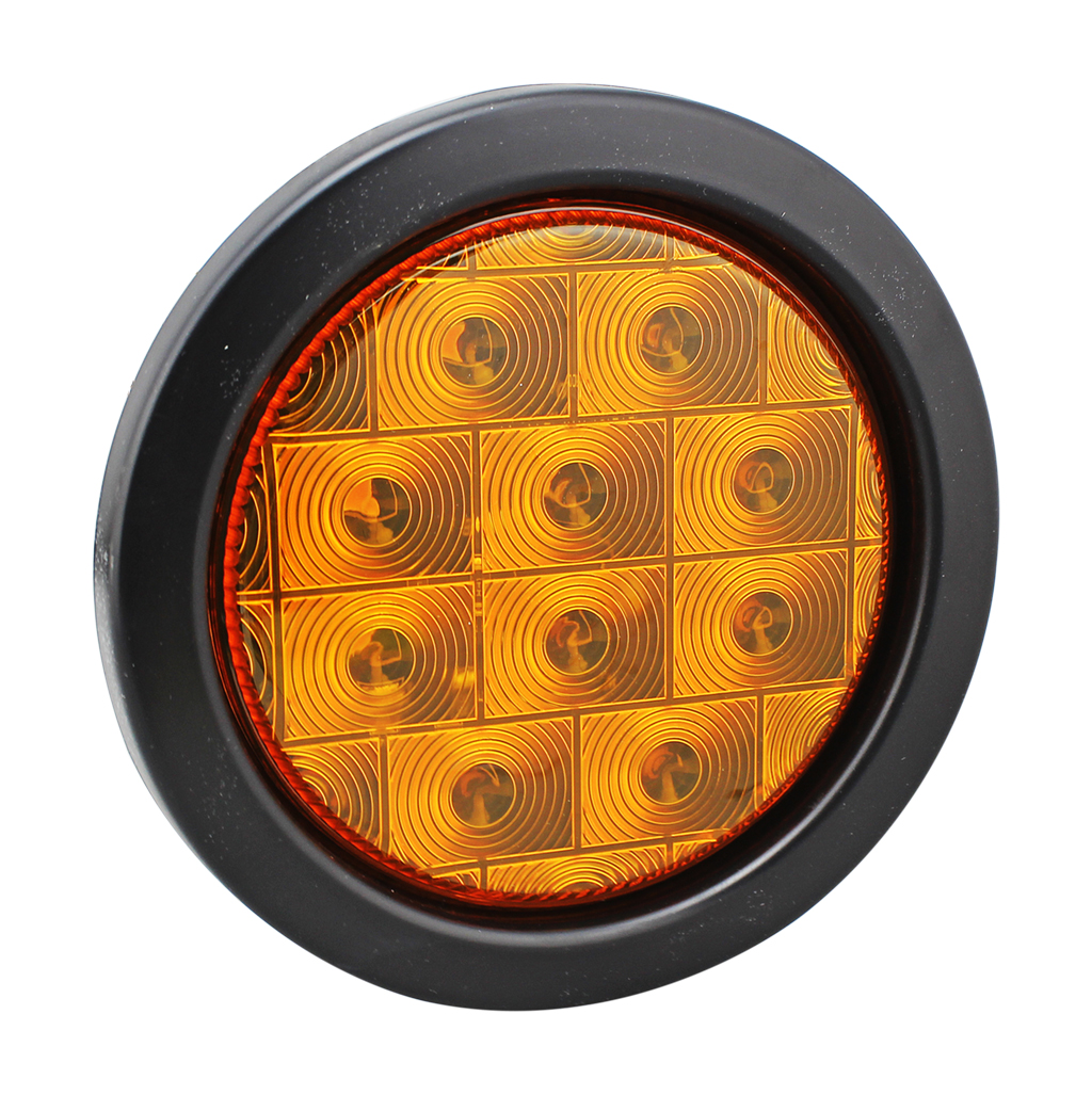 24V Round Truck Indicator Lighting