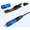 Conector rápido Sc Singlemode Sx FTTH