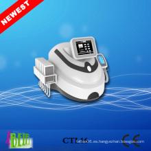 Más nuevo Cryoshape / Cryolipo / Coolshape Celulitis Lipolaser Máquina de congelación