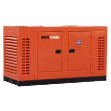 60Hz 36kw 45kVA Isuzu Engine Soundproof Diesel Generator Set