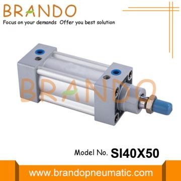 Airtac Type SI40X50 Pneumatic Air Cylinder ISO 6431