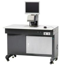 Máquina de perfuração semiautomática Dkr9100 para perfuração de filme acrílico
