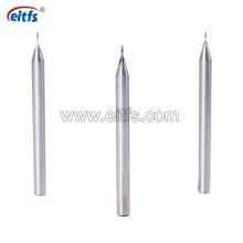 Aluminium Cutting Carbide Ball Nose Endmill Metal Cutter Tool 0.5mm Micro End Mill