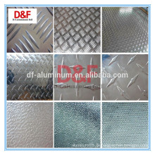 3000 Diamant-Aluminium-Laufflächenplatte