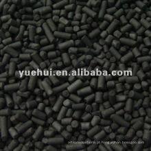 Carvão ativado a base de carvão de 3,0 mm para adsorção de pressão de balanço PK-3060
