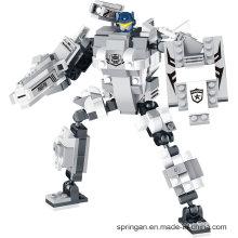 """Robotech Series Designer 3in1 """"City Patrol"""" Blocos Brinquedos"""