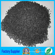 wooden based cylindrical activated carbon for removal N2