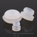 Food Grade Clear Square Silicone Grommet