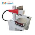 Gravador a laser de fibra de metal para canecas de canecas