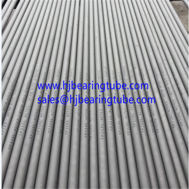 TP316L stainless pipes
