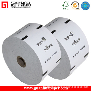 ISO Certified 57mm50mm Thermal Cash Register Paper Roll