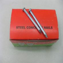 Заготовка из сжатого металла, железо, обычные бетонные проволочные гвозди