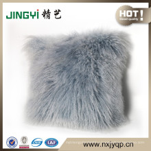 Hot Selling Tibet Fur Sofa Pillow